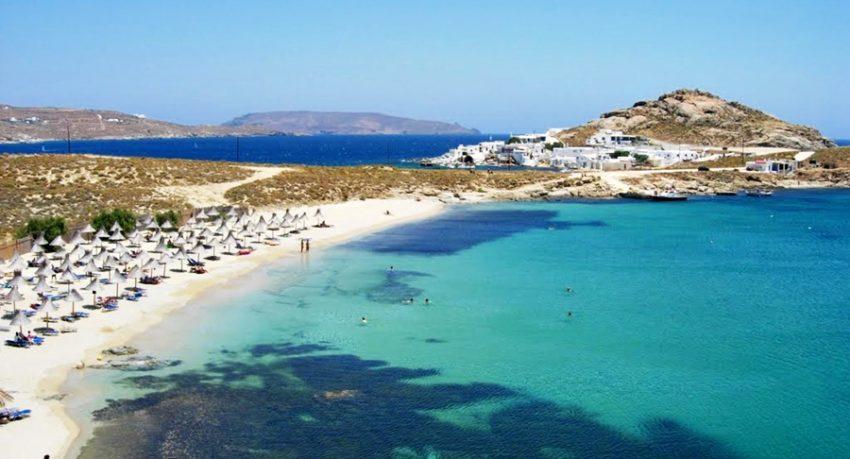 Agia Anna - Αγία Άννα Παραλία Μύκονος