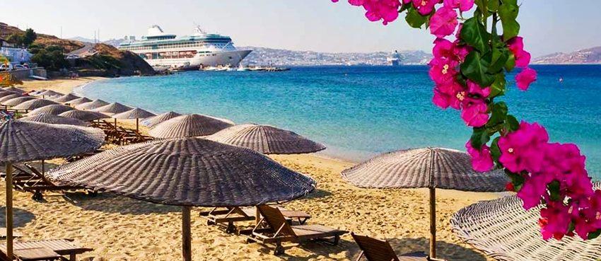 Agios Stefanos - Άγιος Στέφανος - Παραλία Μύκονος