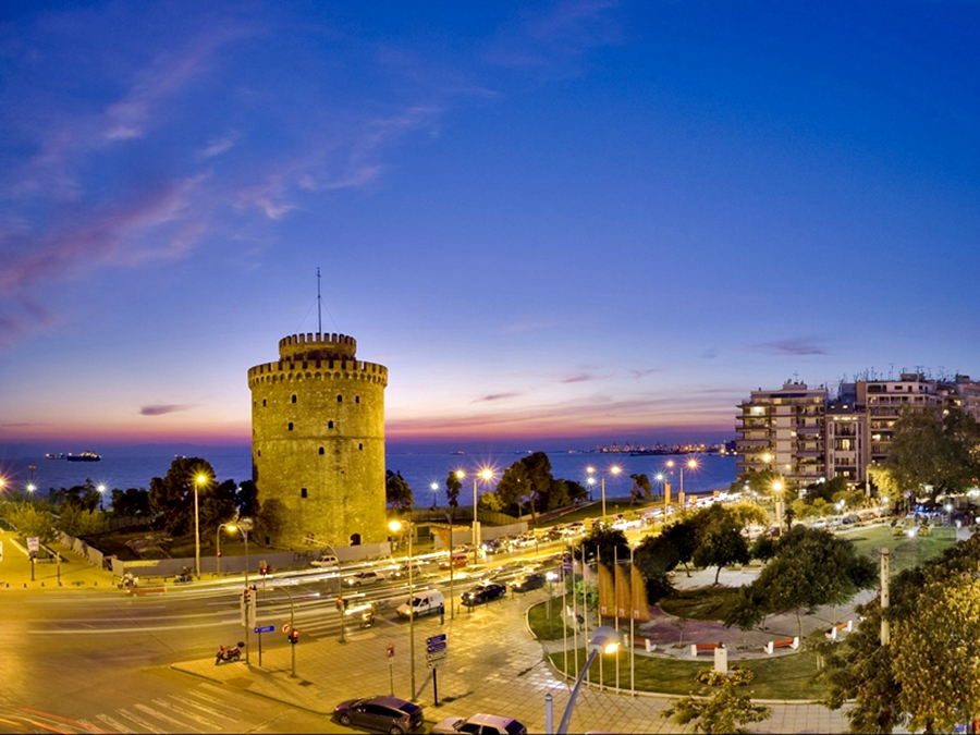Thessaloniki hotels online booking