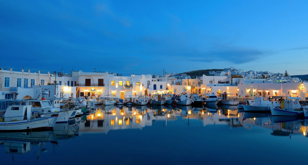 Paros hotels booking