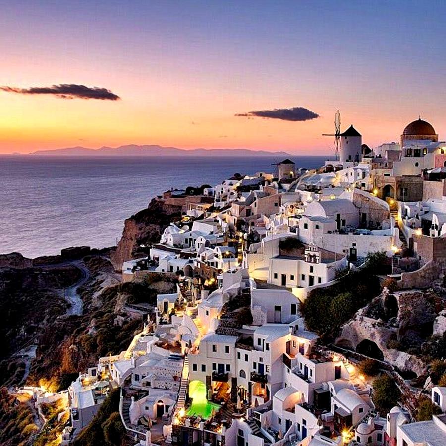 Santorini hotels online booking