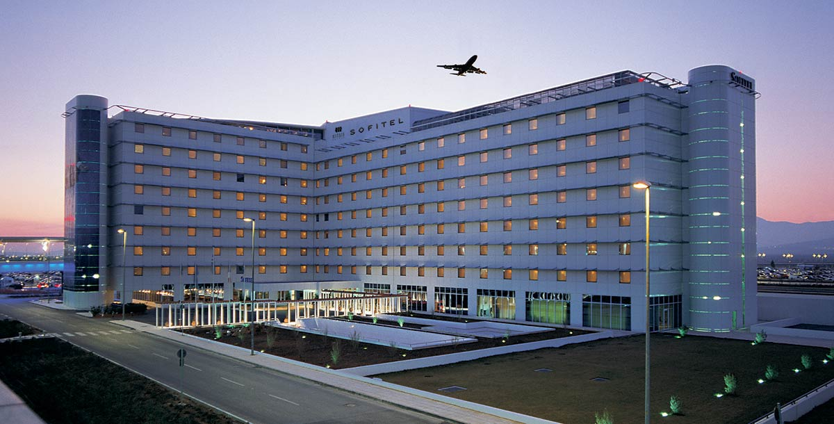 Sofitel Hotel Greece Airport