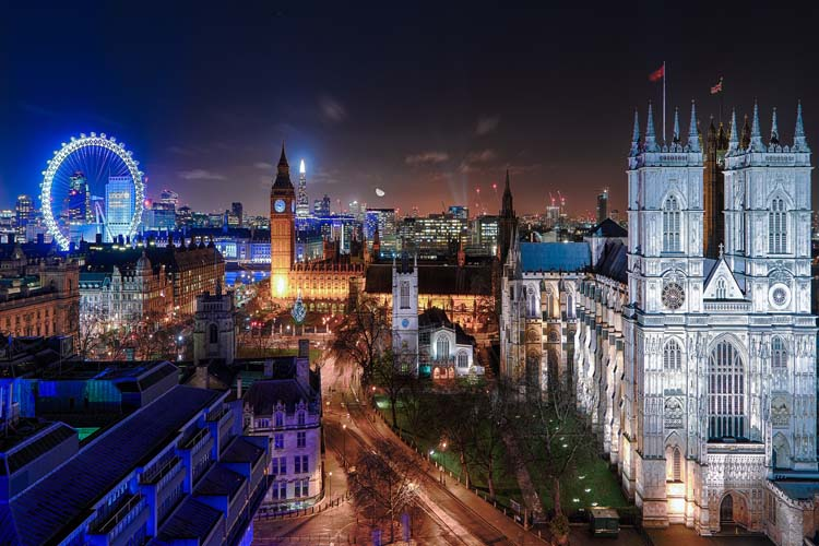 London hotels online booking