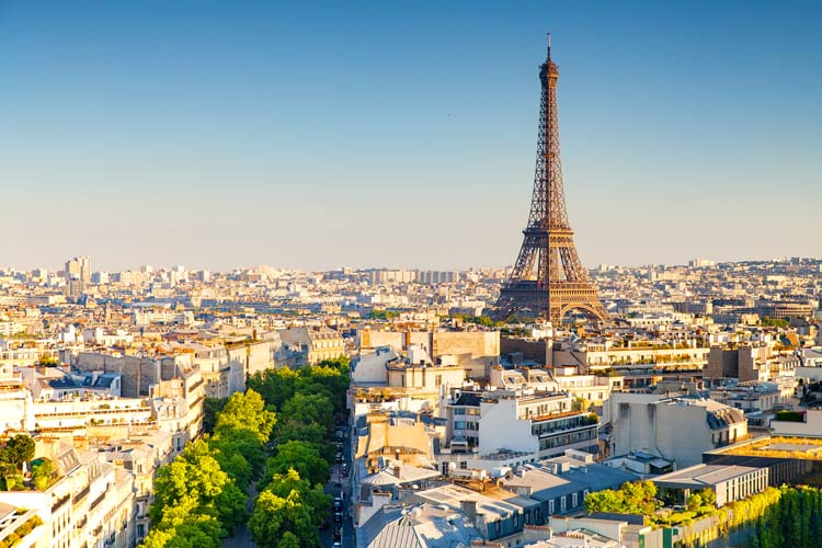 Paris hotels online booking