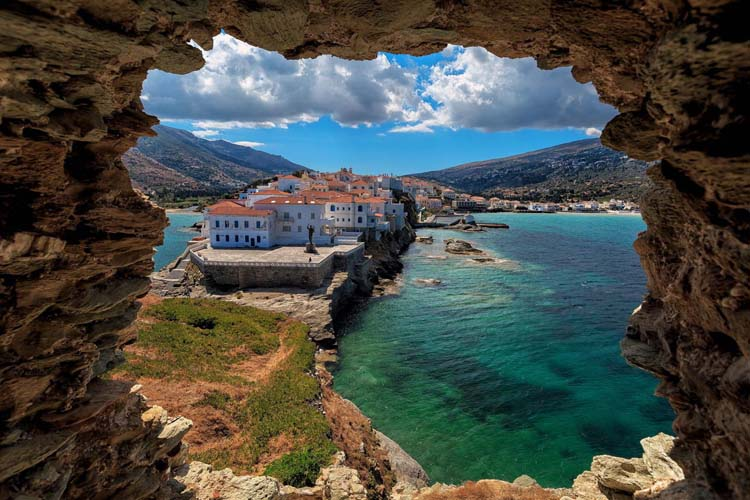 Andros hotels online booking