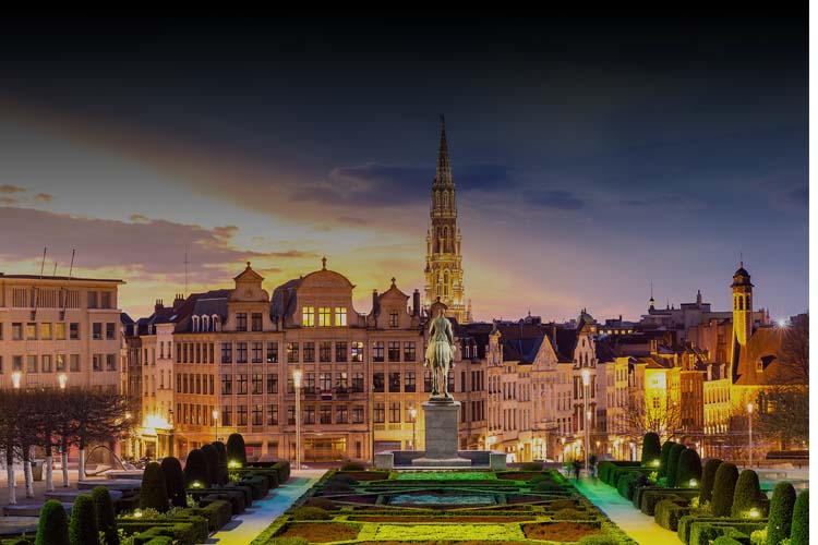 Brussels hotels online booking