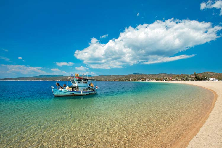 Chalkidiki hotels online booking