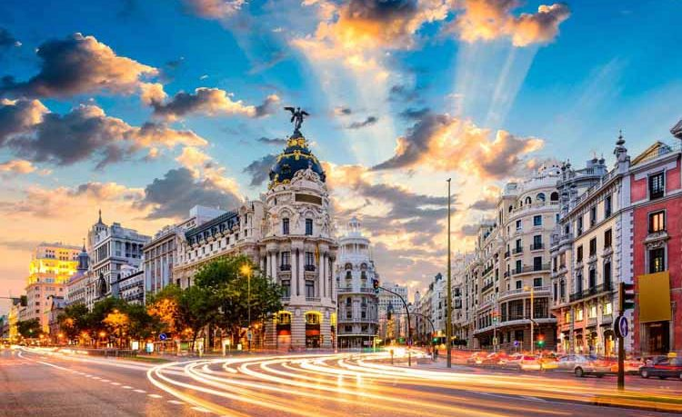 MADRID HOTELS ONLINE BOOKING
