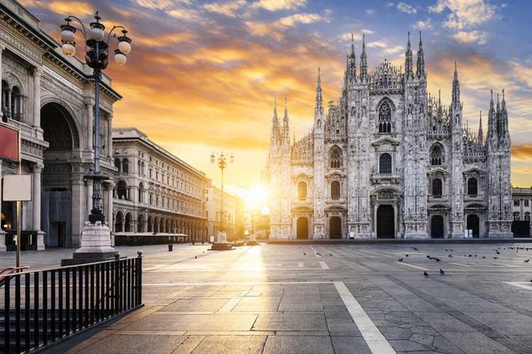 Milan hotels online booking