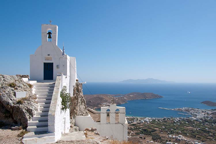 Serifos hotels online booking