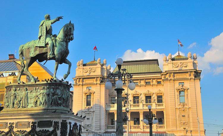 Belgrade hotels online booking