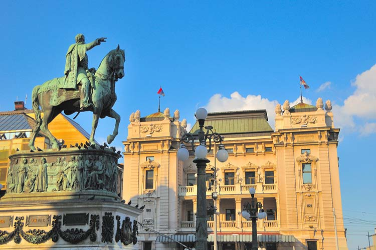 Belgrade hotels online booking