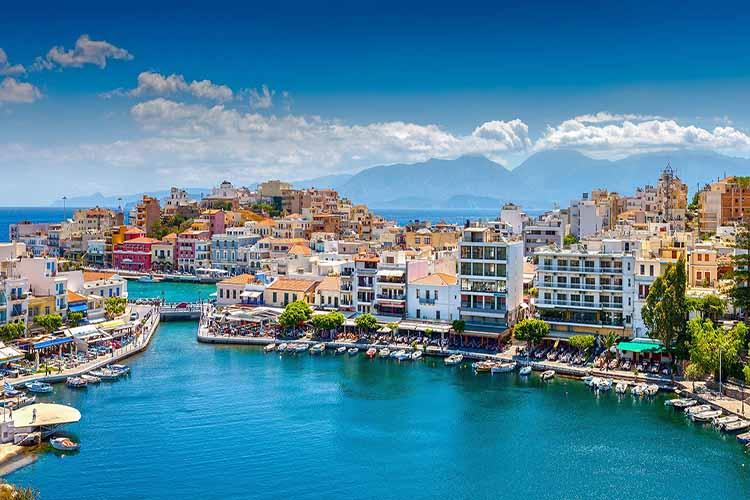 Agios Nikolaos Crete hotels online booking