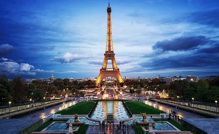 EASTER IN PARIS 2018