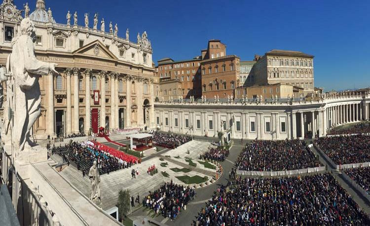 EASTER IN ROME 2018