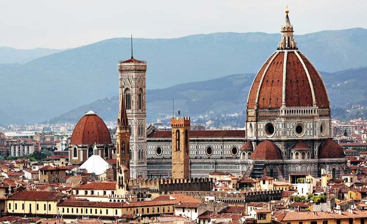Florence hotel online booking