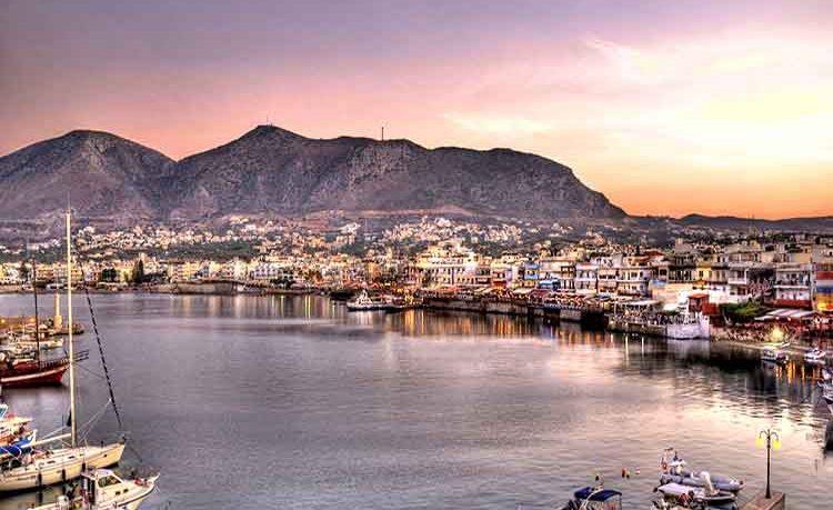 Hersonissos Crete Hotels online booking