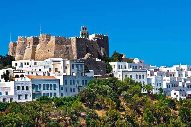 Patmos hotels online booking